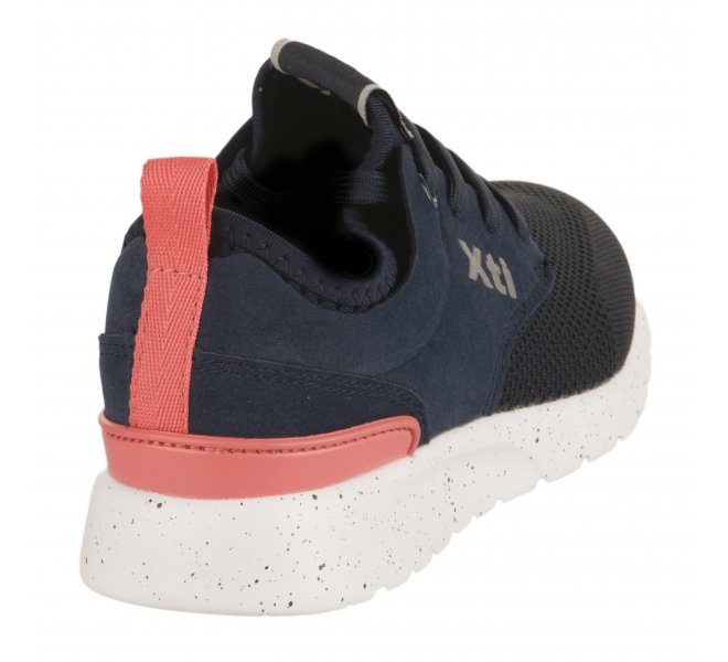 Baskets fille - XTI - Bleu marine