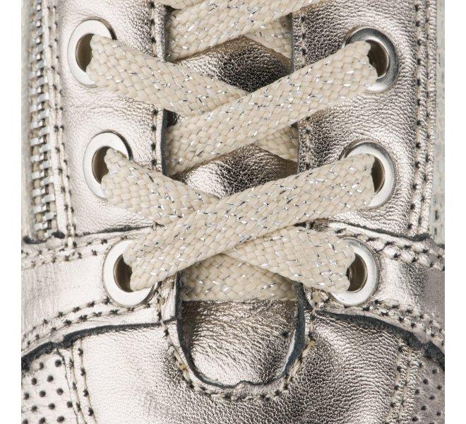 Baskets mode fille - CARMELA - Gold