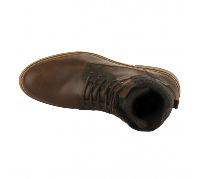 Bottines garçon - BULLBOXER - Marron