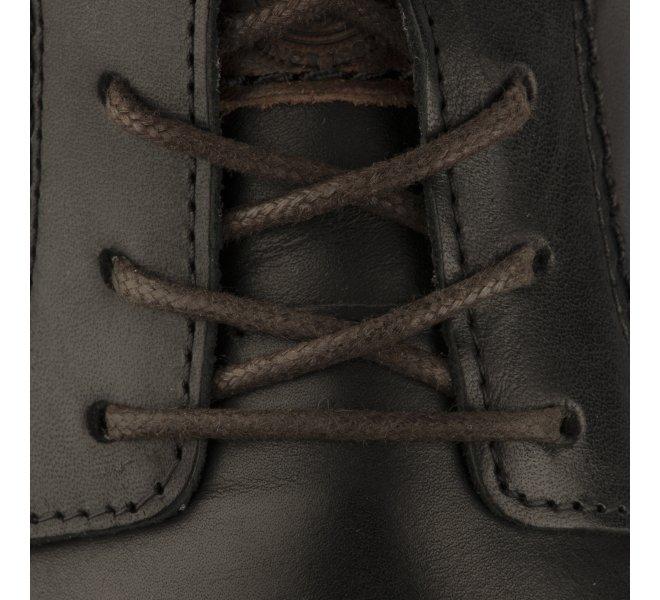 Chaussures à lacets garçon - BULLBOXER - Noir