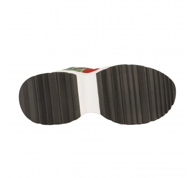 Baskets mode fille - XTI - Multicolore