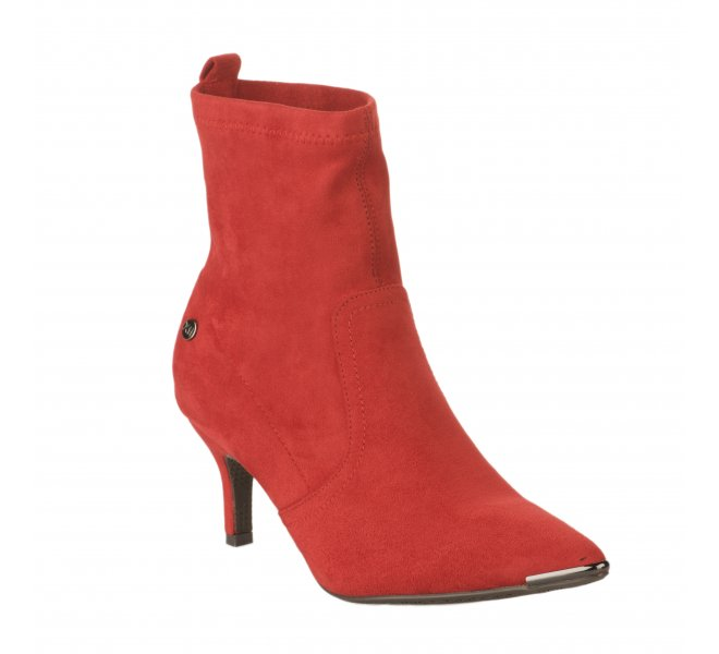 Boots fille - XTI - Rouge