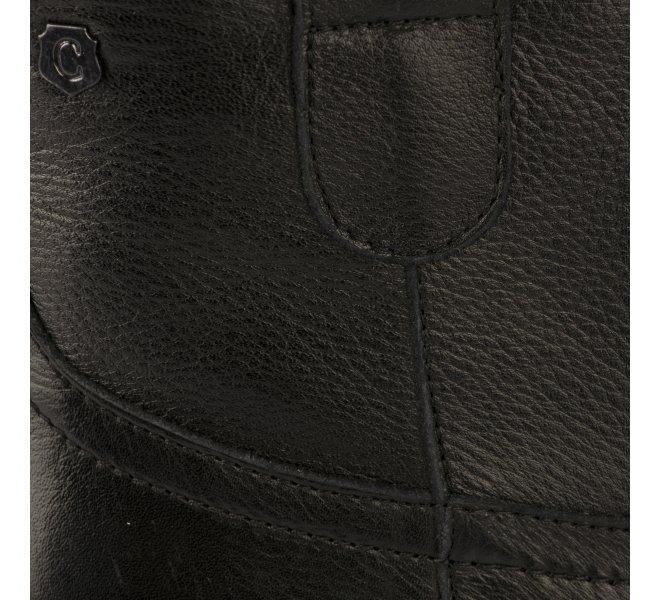 Boots fille - CARMELA - Noir