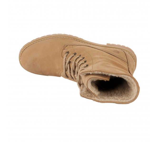 Boots fille - TAMARIS - Naturel