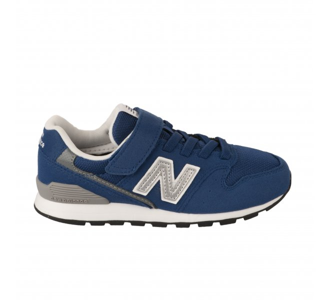 basket new balance bleu