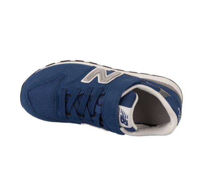 Baskets garçon - NEW BALANCE - Bleu royal