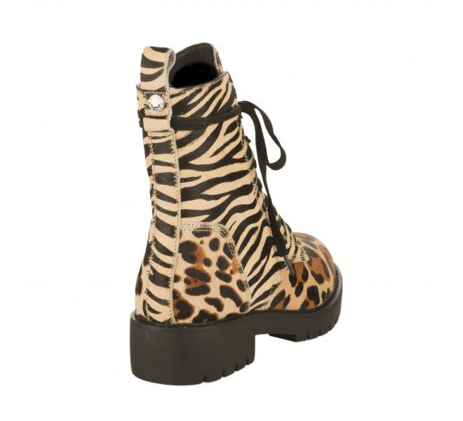 Boots fille - STEVE MADDEN - Leopard
