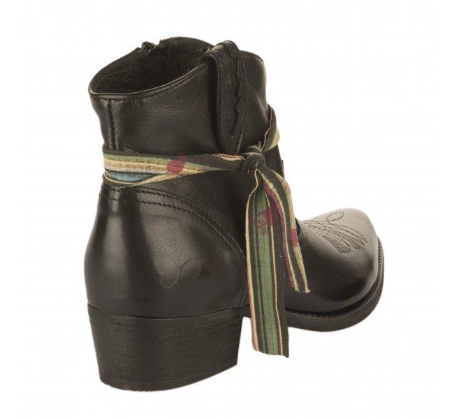 Boots fille - FELMINI - Noir
