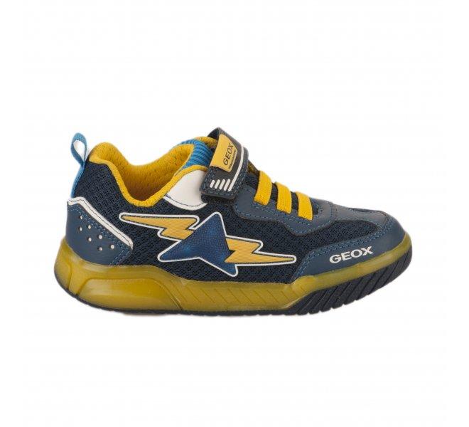 Baskets garçon - GEOX - Bleu marine