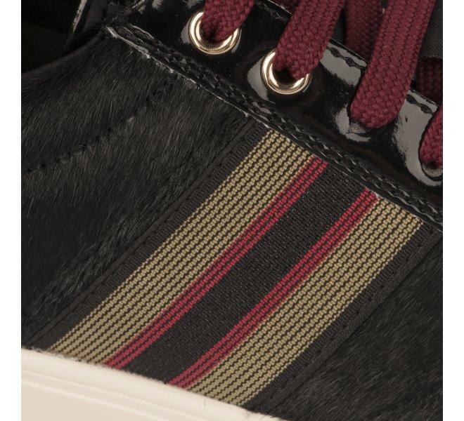 Baskets mode fille - GIOSEPPO - Leopard
