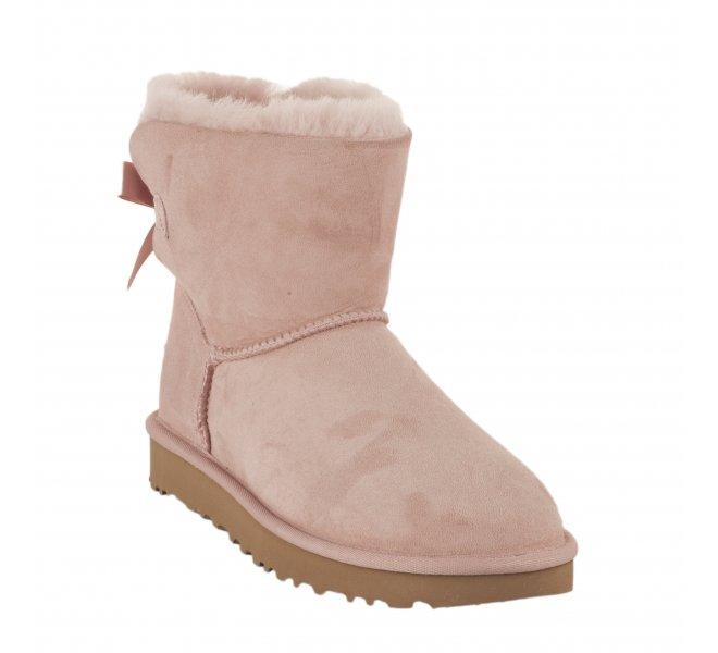 Boots fille - UGG - Rose