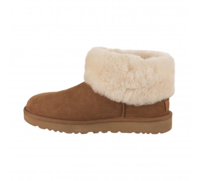 Boots fille - UGG - Naturel