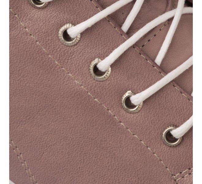 Baskets mode fille - ANDREA CONTI - Violet mauve