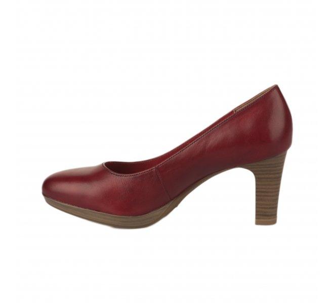 Escarpins fille - TAMARIS - Rouge