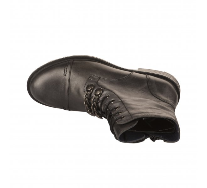 Chaussures fille - DORKING - Gris plomb