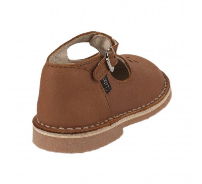 Chaussures mixte - ASTER - Naturel