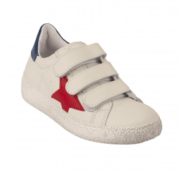 Baskets garçon - CIAO - Blanc