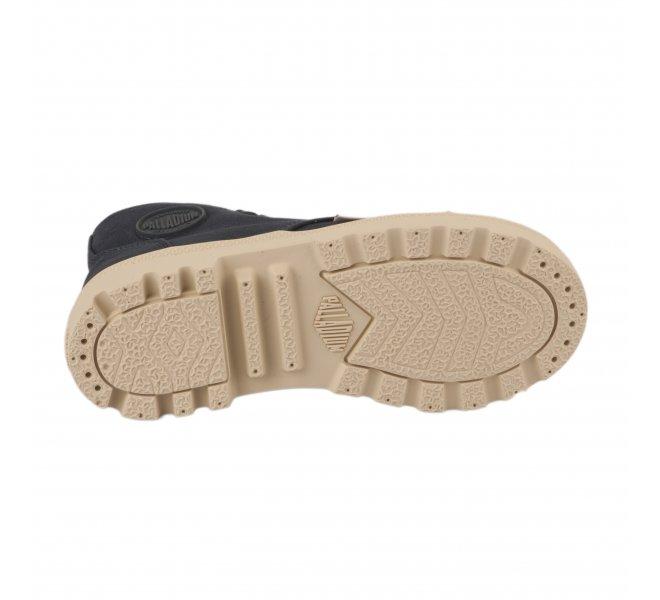 Baskets mixte - PALLADIUM - Bleu marine