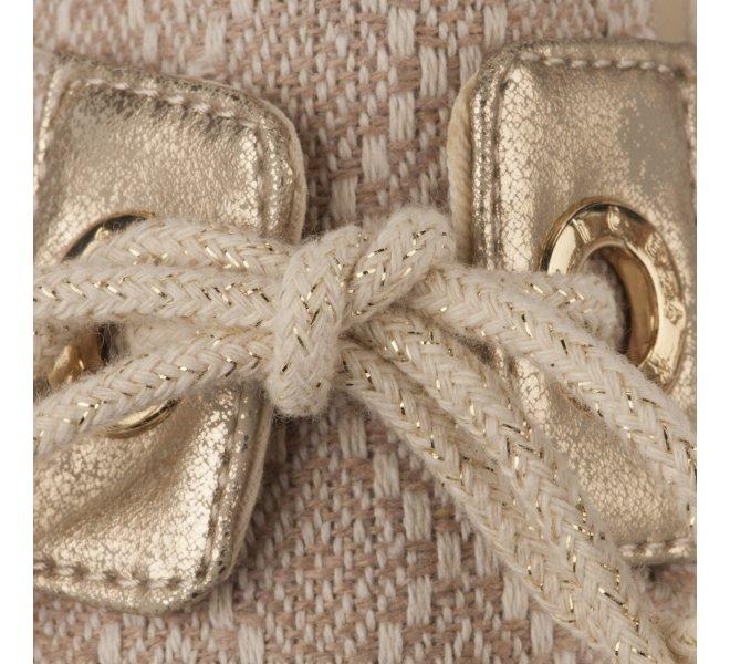Chaussures à lacets fille - ARMISTICE - Naturel