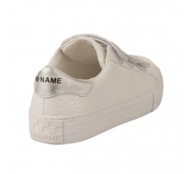 Baskets fille - NO NAME - Blanc