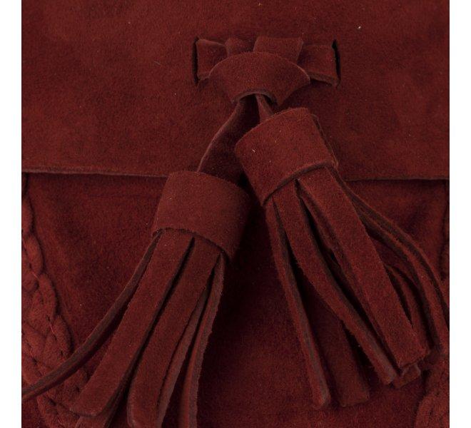 Mocassins fille - MARIAN - Rouge
