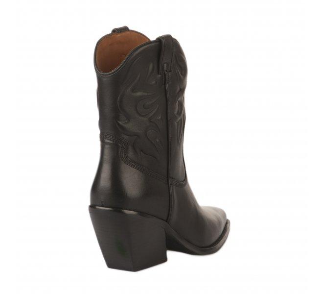 Boots fille - BRONX - Noir