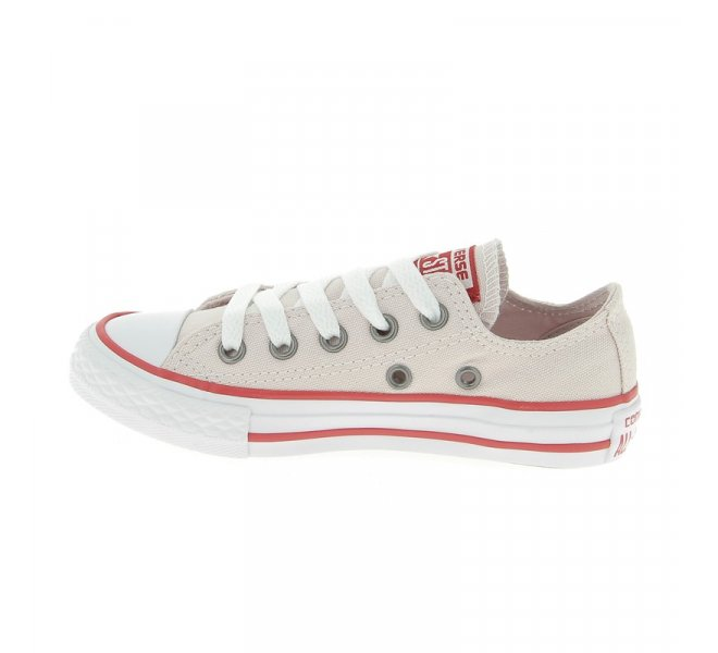 chaussure converse fille rose