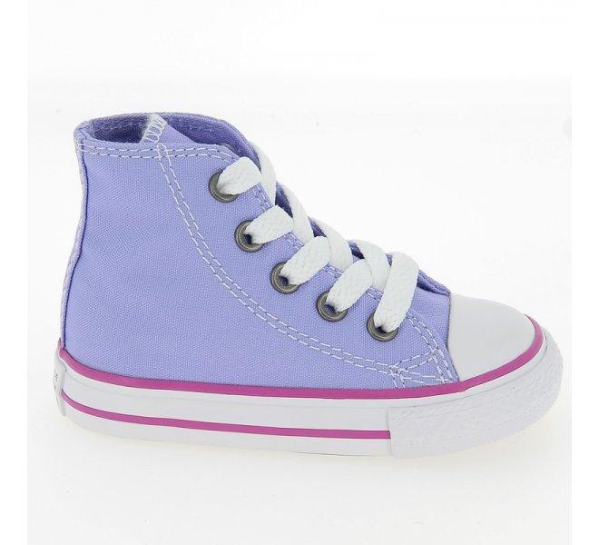 converse violet fille