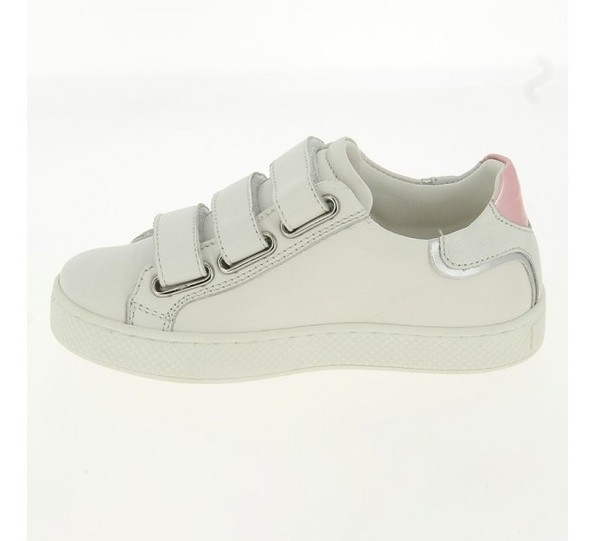 Chaussures fille - APPLES & PEARS  - Blanc
