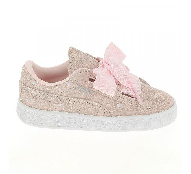Hear Rose Cm0664 Fille Daim Croute Chaussures Puma Suede N8nOPk0wX