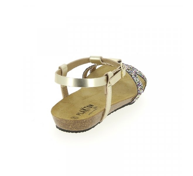 Nu-pieds fille - PLAKTON - Dore