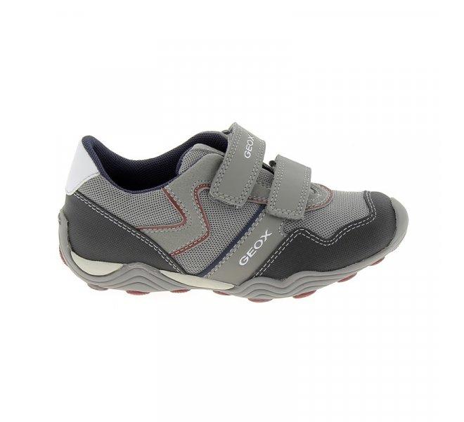Chaussures garçon GEOX Gris