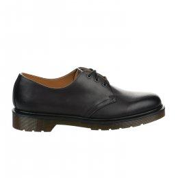 Chaussures à lacets fille - DR MARTENS - Gris