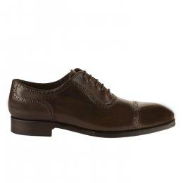 Chaussures à lacets garçon - BALLCO - Marron