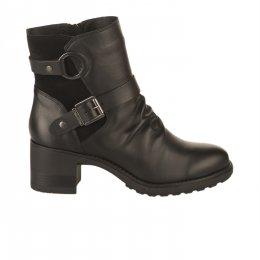 Boots fille - PAULA URBAN - Noir