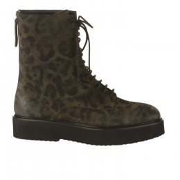 Bottines fille - MIGLIO - Leopard