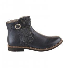 Boots fille - FéTéLACé - Bleu marine