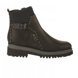 Boots fille - REGARD - Noir