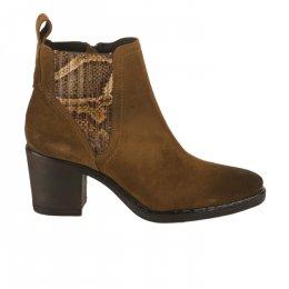 Boots fille - LA VIE EST BELLE - Naturel