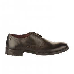 Chaussures à lacets homme - BASE LONDON - Marron