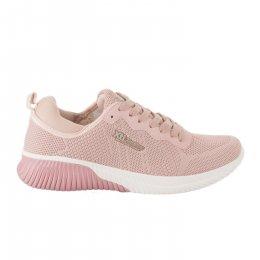 Baskets mode fille - XTI - Rose poudre