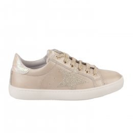 Baskets fille - CIAO - Beige rose