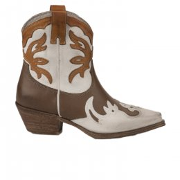 Boots fille - METISSE - Blanc