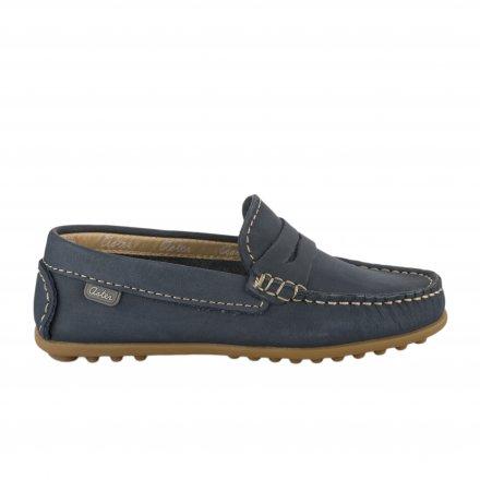 f7a758cea0508 Chaussures à lacets garçon - ASTER - Bleu ...