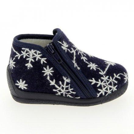 Sosenfer Chaussons B/éb/é Enfant Gar/çons Pantoufle Fille antid/érapante Garcon Chaussettes Chaussures Mixte Enfant