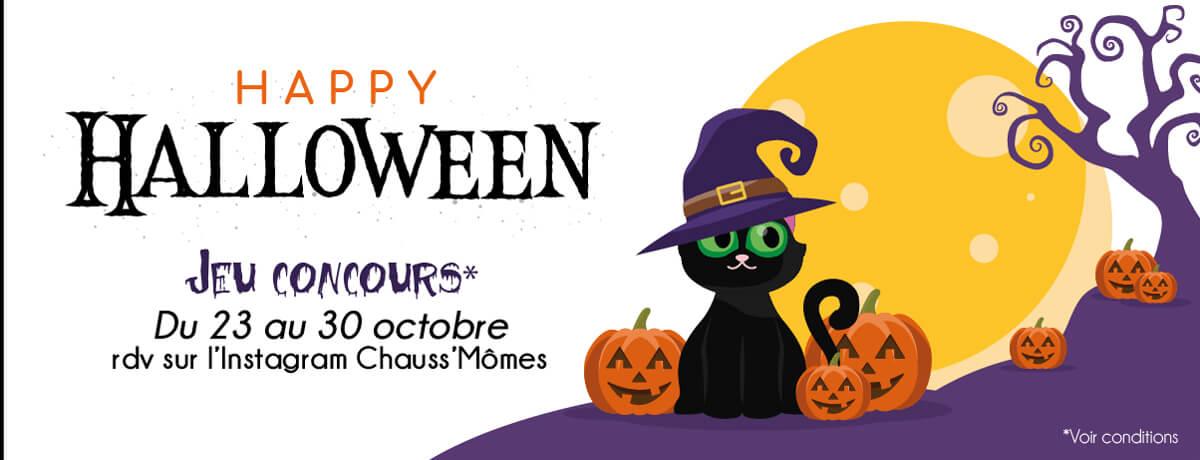 Halloween Chaussmomes