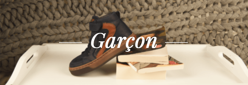 Chaussures Garcons