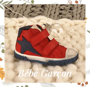 Chaussure bébé garçon